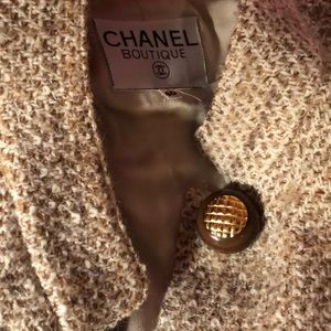 ISO Chanel Button